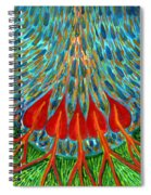 Penetration Spiral Notebook