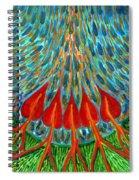 Penetration Spiral Notebook