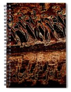 Penguin Reflections Spiral Notebook