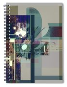 Penman Original-1282 Spiral Notebook
