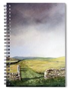 Pennine Way Spiral Notebook