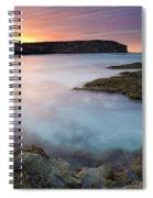 Pennington Dawn Spiral Notebook