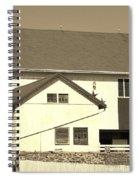 Pennsylvania Barn Spiral Notebook