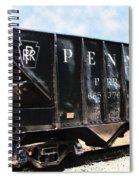 Pennsylvania Hopper Spiral Notebook