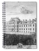 Pennsylvania Hospital, 1755 Spiral Notebook
