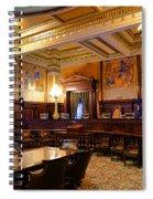 Pennsylvania Supreme Court  Spiral Notebook