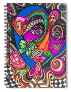 Penny For Your Thoughts Spiral Notebook
