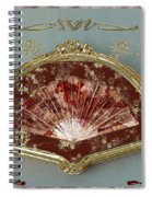 Penny Postcard Formal Spiral Notebook