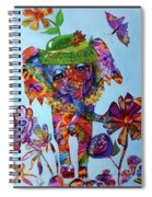 Penny Steps Out Spiral Notebook