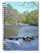 Pennypack Creek - Philadelphia Spiral Notebook