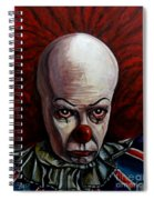 Pennywise 2 Spiral Notebook
