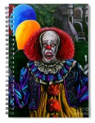 Pennywise It Spiral Notebook