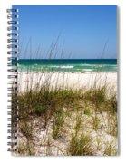 Pensacola Beach 1 - Pensacola Florida Spiral Notebook
