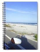 Pensacola Ride Spiral Notebook