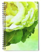 Peony In Bloom Spiral Notebook