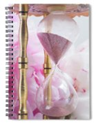 Peony Time Spiral Notebook