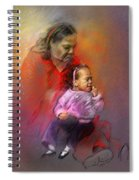 People From Memphis 03 Bis Spiral Notebook