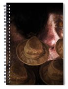 People In The Box Spiral Notebook