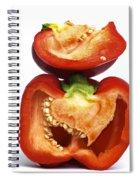 Peppers Spiral Notebook