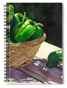 Peppers Spiral Notebook
