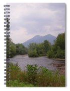 Percy Peaks From Northside Rd Spiral Notebook