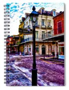 Pere Antoine Alley - New Orleans Spiral Notebook