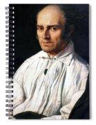 Pere Desmarets Spiral Notebook