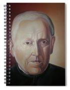 Pere Joaquim Rossello Spiral Notebook