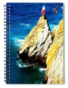 Perfect Form Spiral Notebook