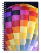 Perfect Glow Spiral Notebook
