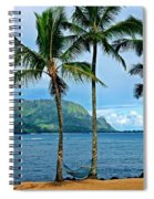 Perfect Hang Out Spiral Notebook