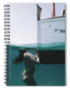 Perfect Maternity Spiral Notebook