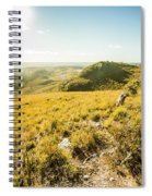 Picture Perfect Pastures Spiral Notebook
