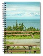 Perfect Picnic Spot Spiral Notebook