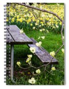 Perfect Place To Picnic Spiral Notebook