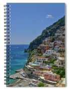 Perfect Positano Spiral Notebook