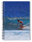 Perfect Ride  Spiral Notebook