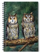 Perfect Strangers Spiral Notebook