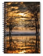 Perfect Sunset Spiral Notebook