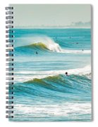 Perfect Surf Spiral Notebook