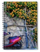 Perfectly Positano Spiral Notebook