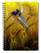 Perils Of Genetic Engineering Spiral Notebook