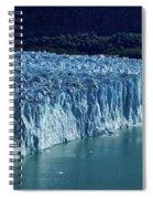 Perito Moreno Glacier #2 - Patagonia Spiral Notebook