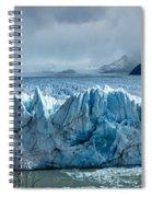 Perito Moreno Glacier Pano Spiral Notebook