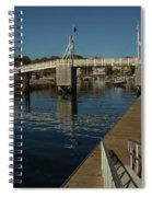 Perkins Cove 1 Spiral Notebook