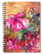 Perky Pink Spiral Notebook