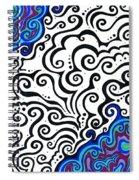 Permafrost  Spiral Notebook