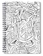 Perplex Spiral Notebook