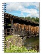Perrine's Bridge In May Spiral Notebook
