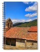 Perrozo-155a1000 Spiral Notebook